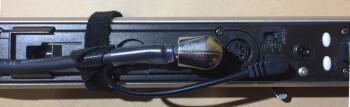 Câble Hybrid MIDI ALIM pour EWI4000s (EWI side) LR