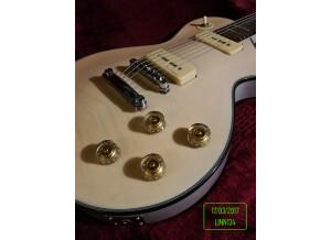 Jim Reed Guitars Les Paul P90