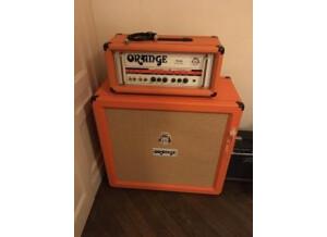 Orange 4x12 Vintage
