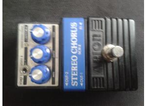 Vertex Effects Systems Landau Chorus