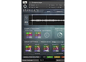 Fracture Sounds Granulate 2