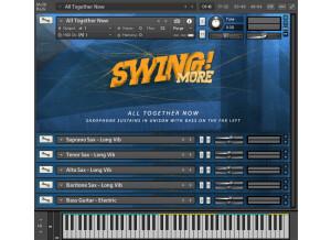 Project SAM Swing! More