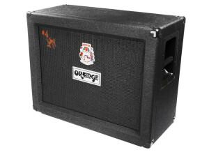 Orange #4 Jim Root PPC212 Speaker Cabinet (6686)