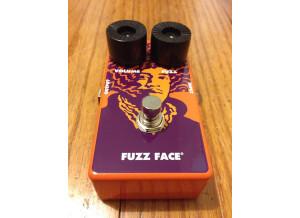MXR JHM1 - Jimi Hendrix 70th Anniversary Tribute Fuzz Face (47230)