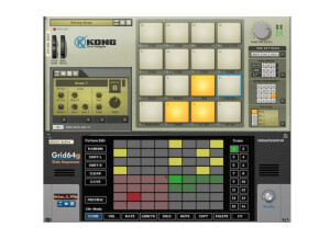 Retouch Control grid64G Gate Sequencer