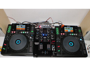 Gemini DJ MDJ-1000