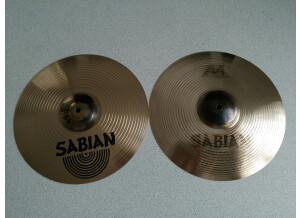 """Sabian AA Metal X Hats 14"""""""