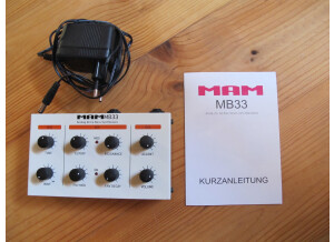 Music And More MB-33