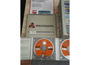 Reason Studios Reason 3.0