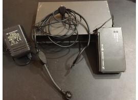 SENNHEISER EW 100 + SK 100 + Micro casque ME3 518-550 Mhz