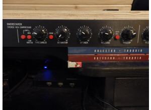 Overstayer  Stereo VCA Compressor