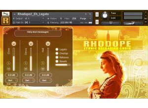 Strezov Sampling Rhodope 2 Ethnic Bulgarian Choir