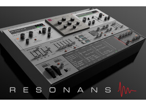 Robotic Bean Resonans Physical Synthesizer