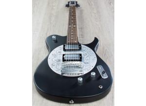 Zemaitis Antanus Disc Front Guitar