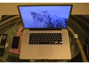 Apple Macbook Pro 17 Unibody (9687)