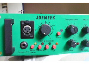 Joemeek VC1Qcs Studio Channel
