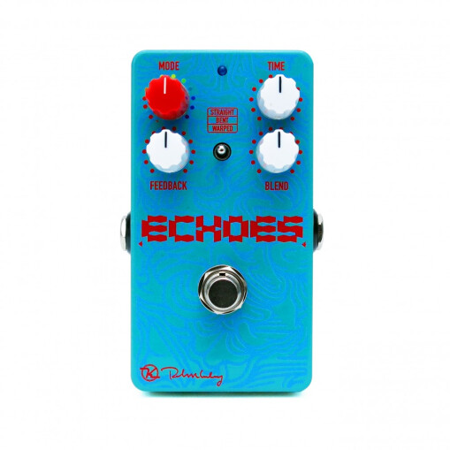 Echoes Delay Face White Keeley 1000x1000