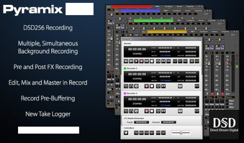 Merging Technologies Pyramix Virtual Studio (82754)