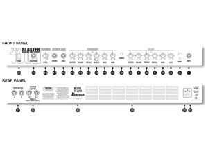 Ibanez Tone Blaster 100H