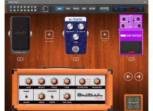 Plektron Guitar Amp 3