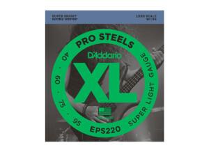 D'Addario XL Pro Steels Wound Bass