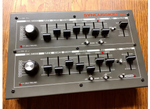 The Human Comparator Syncussion SY-1 (36380)