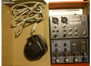 Alesis MultiMix 4 USB (95555)