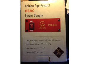 Golden Age Project EQ-73