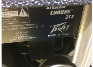 Peavey Stereo Chorus 212