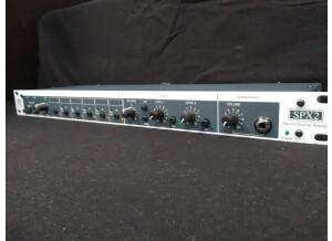 LA Audio SPX2
