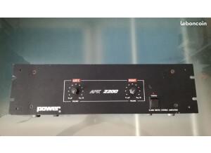 Power Acoustics APK 2200