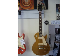 Gibson '56 Les Paul Gold Top Reissue (1989) (25044)