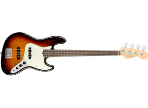 Fender American Professional Jazz Bass Fretless - 3-Color Sunburst