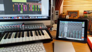 Enregistrement 46 iPad