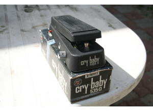 Dunlop 535 Cry Baby (58952)