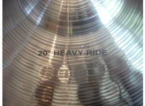 "Paiste Signature Precision Heavy Ride 20"""