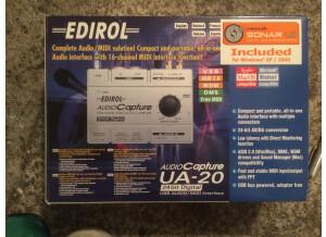 Edirol UA-20