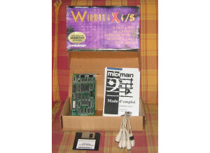 M-Audio Winman 4x4s