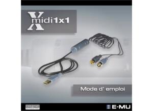 E-MU Xmidi 1x1 Tab