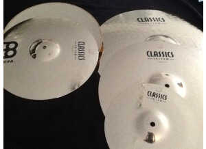 Meinl Classics Custom Matched Cymbal Set