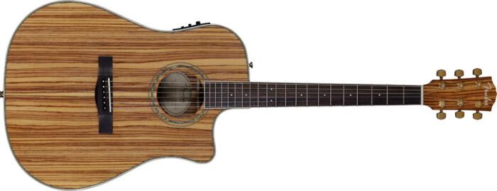 Fender CD-220SCE All Zebrano