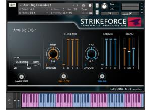 Laboratory Audio Strikeforce