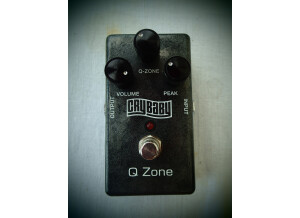 Dunlop Cry Baby Q-zone (17015)
