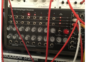 Doepfer A-155 Analog/Trigger Sequencer (46180)
