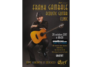 Cort Luxe Frank Gambale