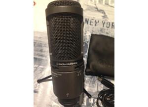Audio-Technica AT2020USB+ (91848)