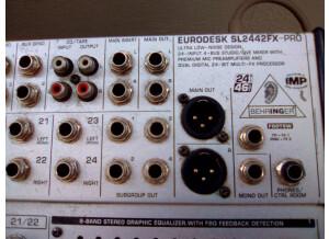 Behringer Eurodesk SL2442FX-PRO