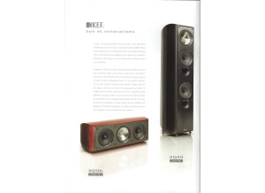 brochure Kef XQ30 1