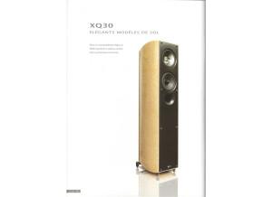 brochure Kef XQ30 3