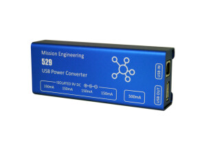 Mission Engineering 529 USB Pedal Power